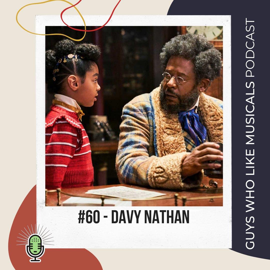 JINGLE JANGLE writer Davy Nathan