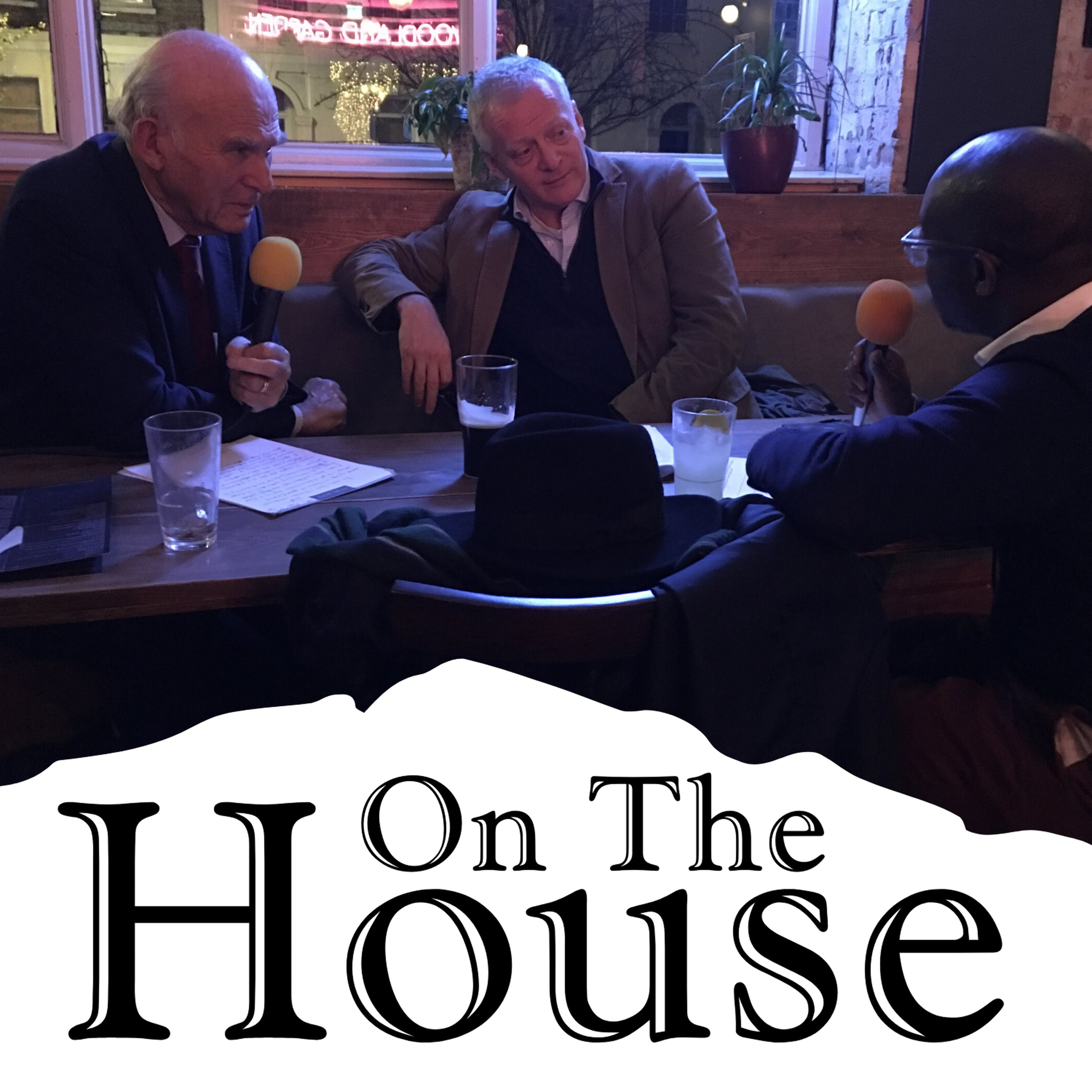 THROUGH THE CAMPAIGN BARRIER with guest Vince Cable