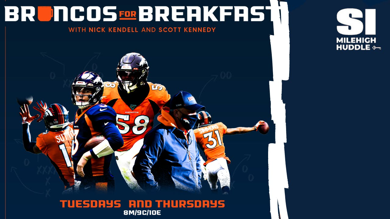 BFB #059: Ramifications of Broncos' Falling to .500