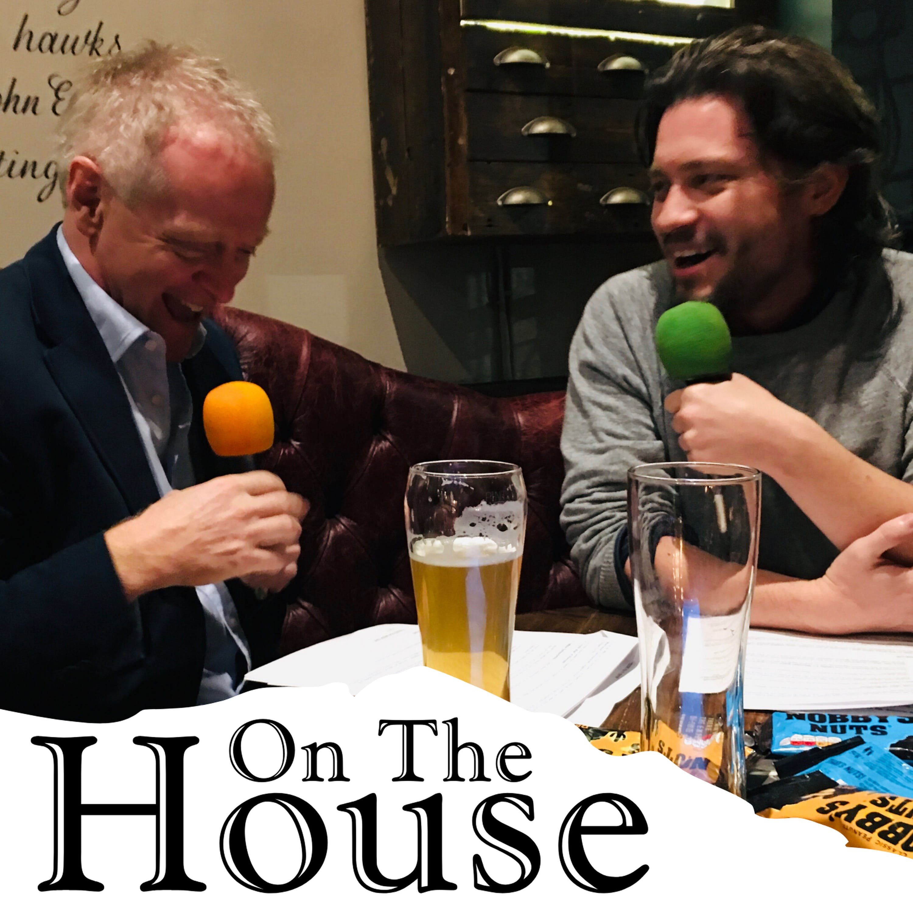 SCIENCE FRICTION with guest Mike Galsworthy