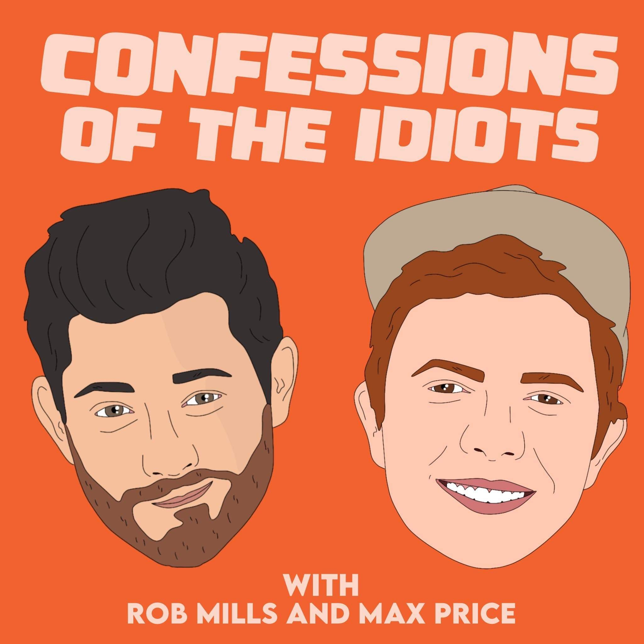 Rob Mills & Max Price