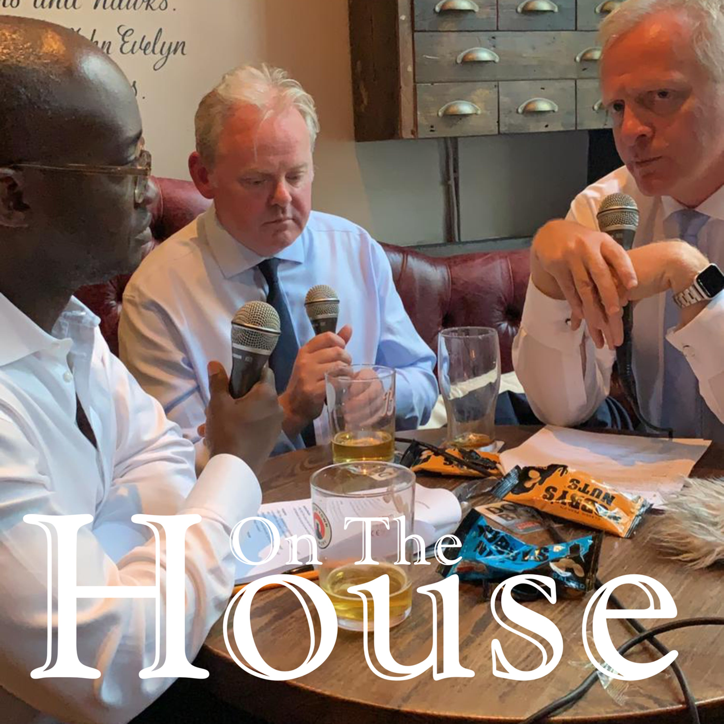 A ROUND WITH THE REBELS: MPs Phillip Lee and Sam Gyimah plus special guest Guto Bebb