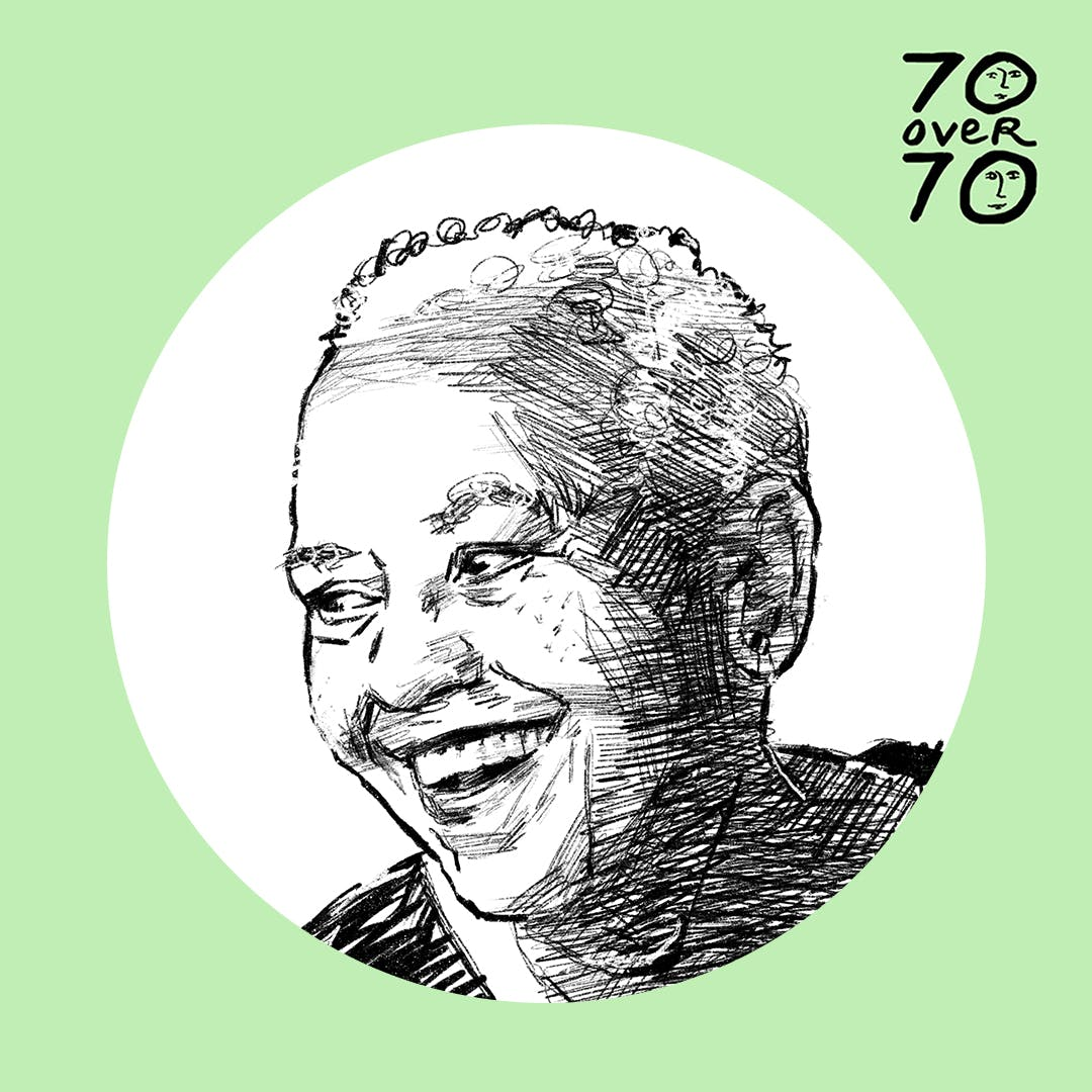 """""""Everybody's Job Changes"""" with Nikki Giovanni"""