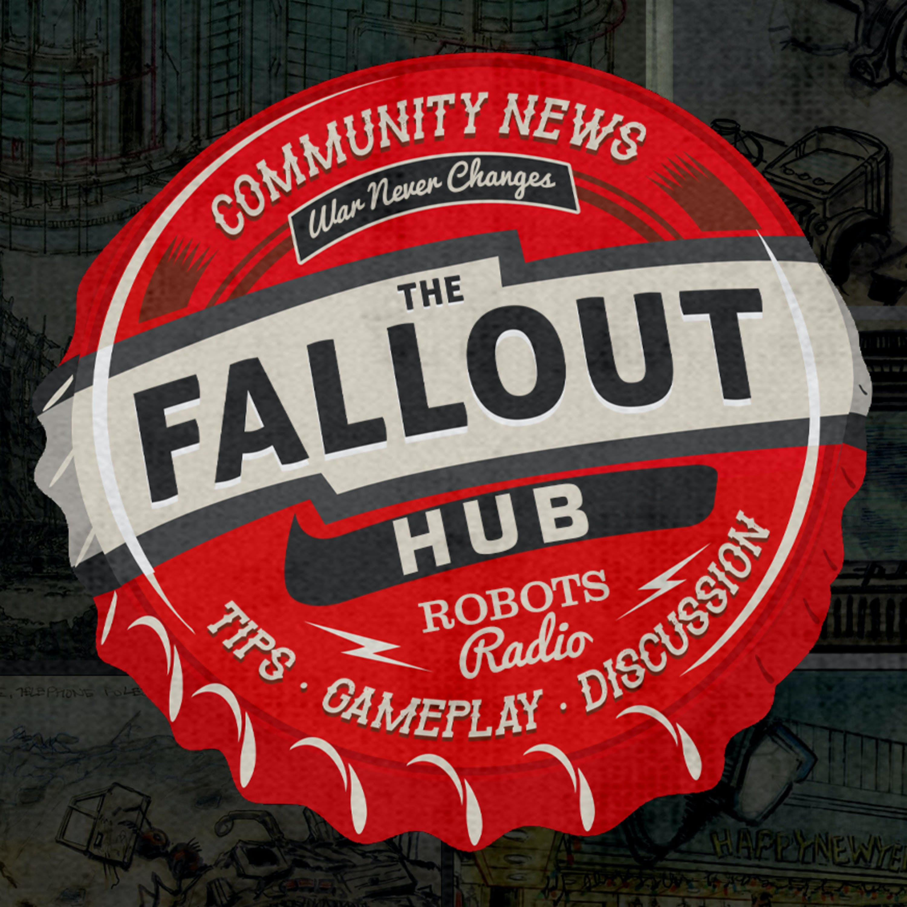 The Fallout Hub ~ Ep. 38: Danny Shorago (the voice of Fallout 4's Hancock the Ghoul!)
