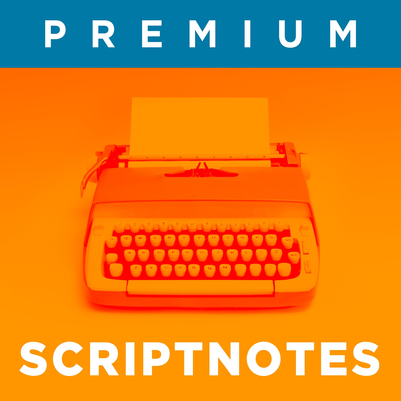 Scriptnotes Premium podcast tile