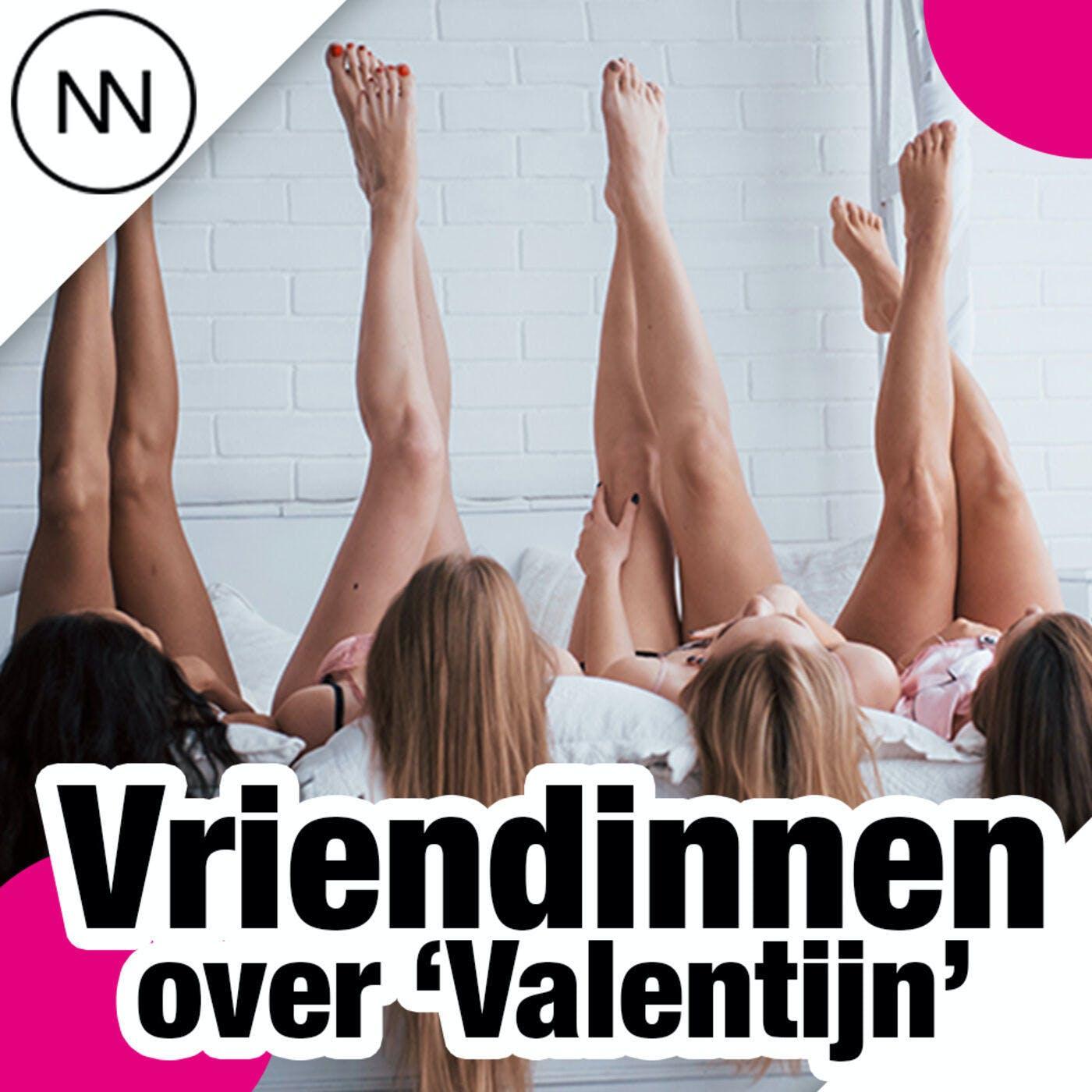 Vriendinnen over 'Valentijn'