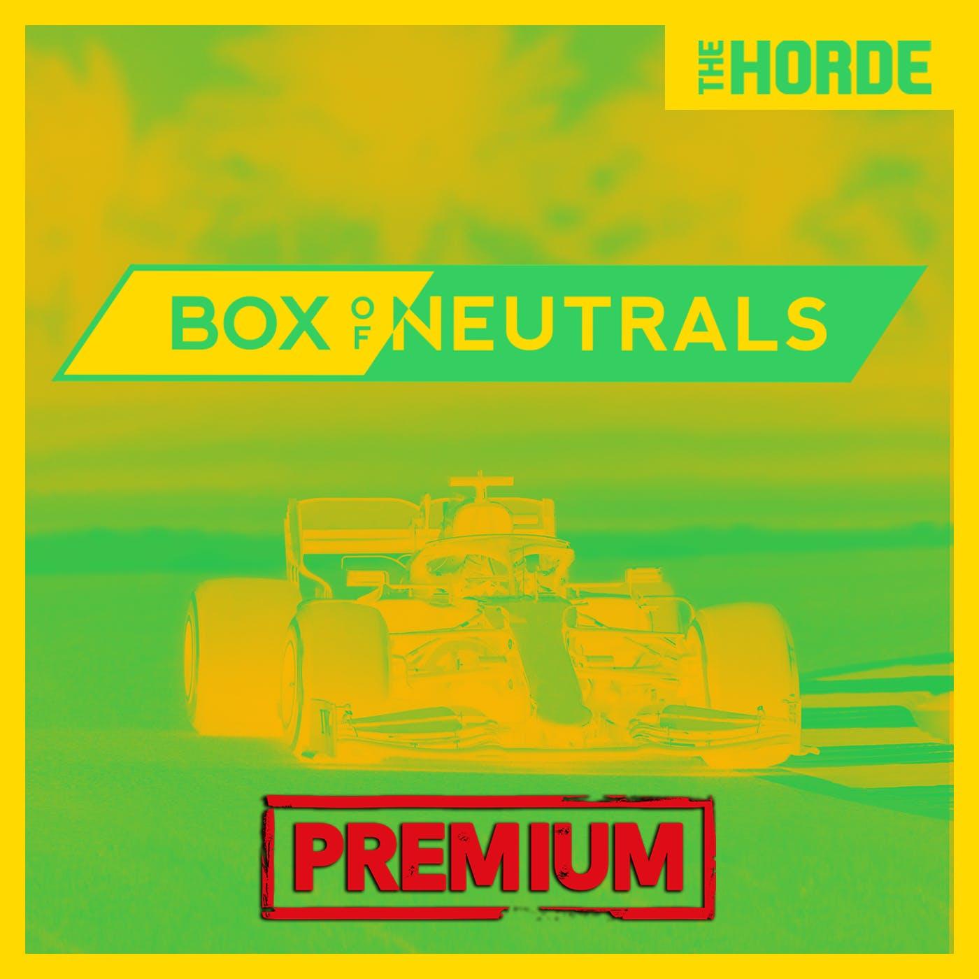 Box of Neutrals Premium podcast tile