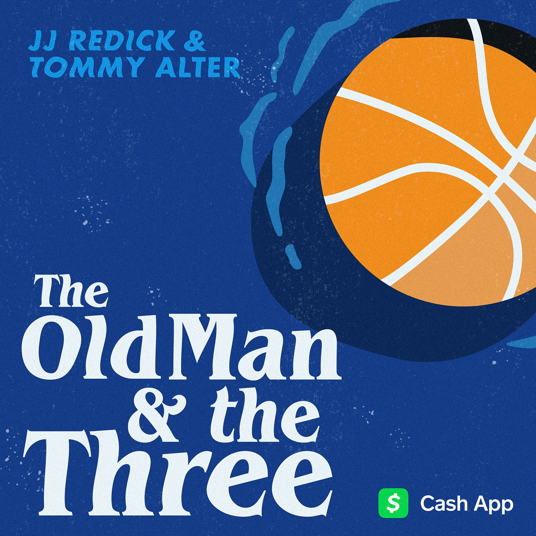 The Old Man and the Three with JJ Redick and Tommy Alter podcast