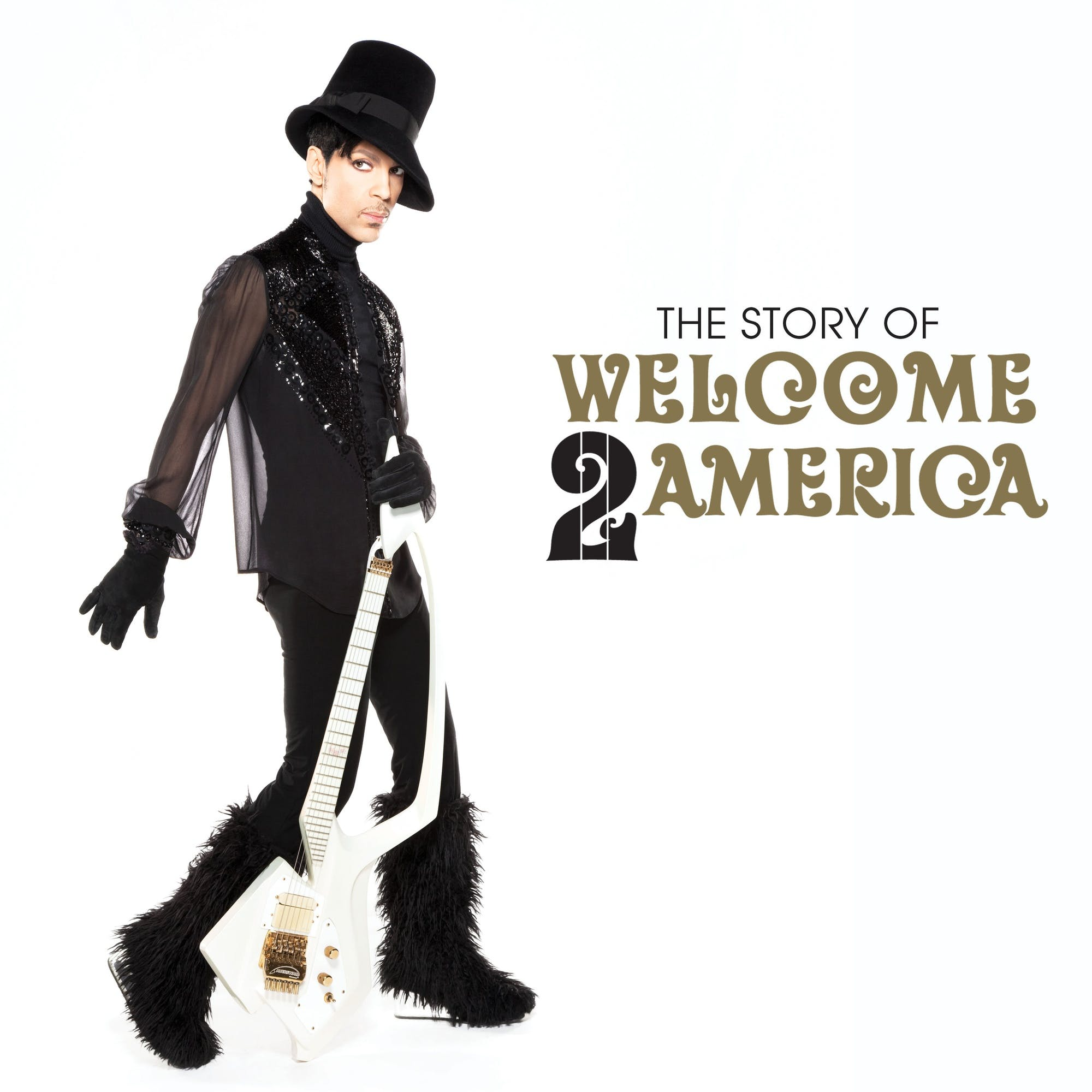 The Story of Welcome 2 America, Episode 1:  Thank U For Helping Me Get This Out