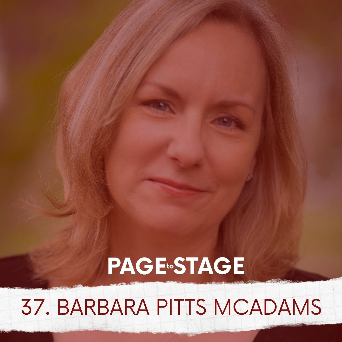 37 - Barbara Pitts McAdams, Deviser/Educator