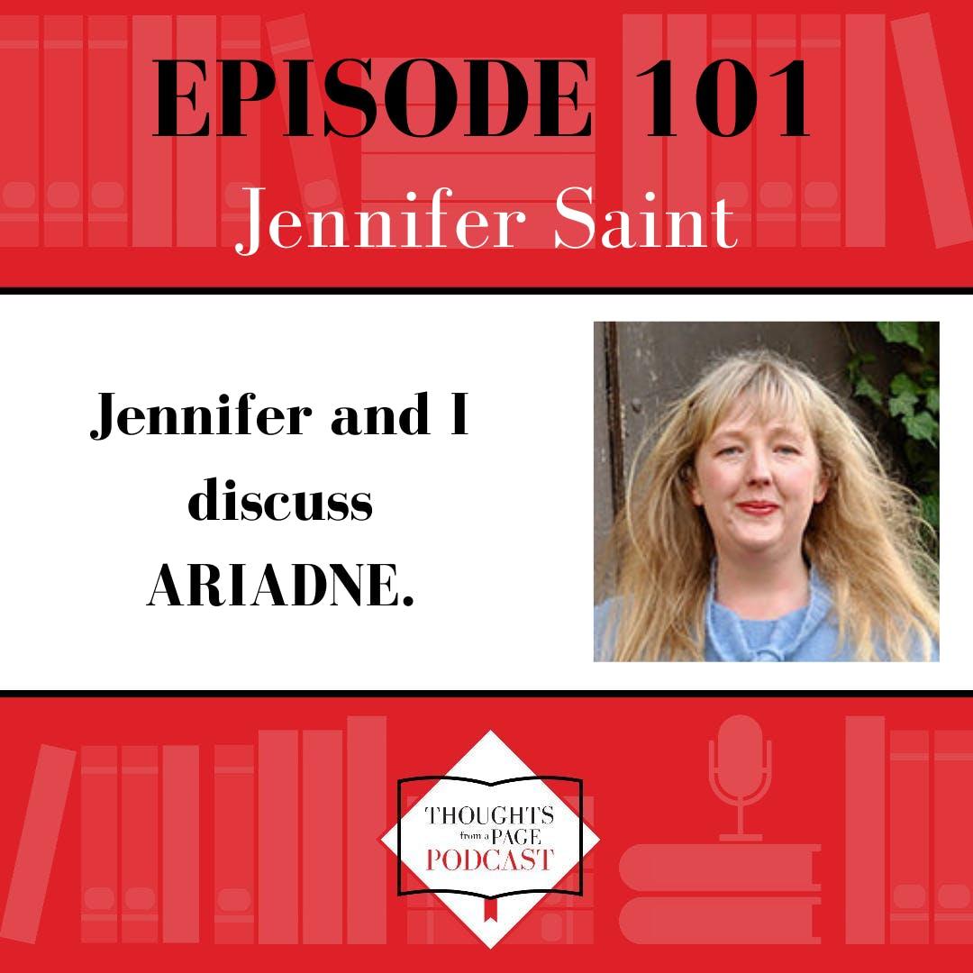 Jennifer Saint - ARIADNE