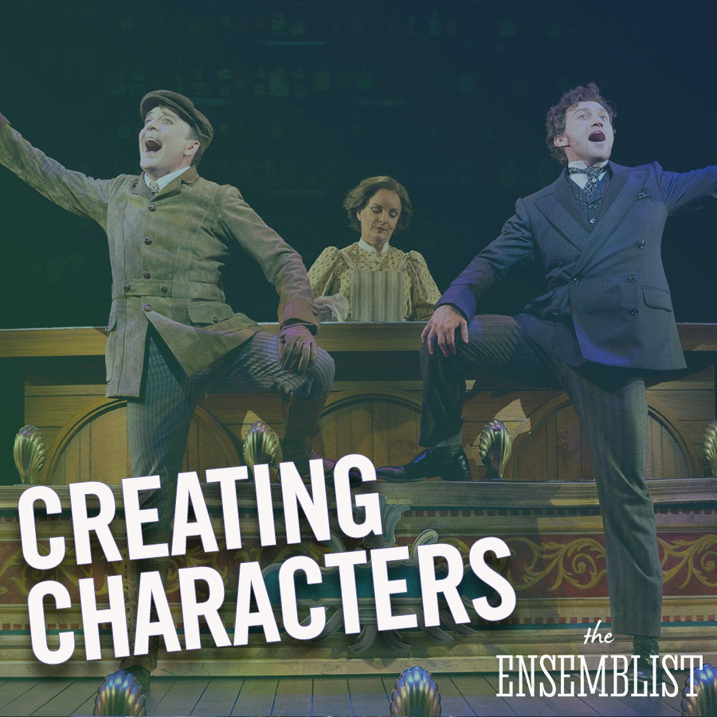 #209 - Creating Characters (feat. Jennifer Smith)