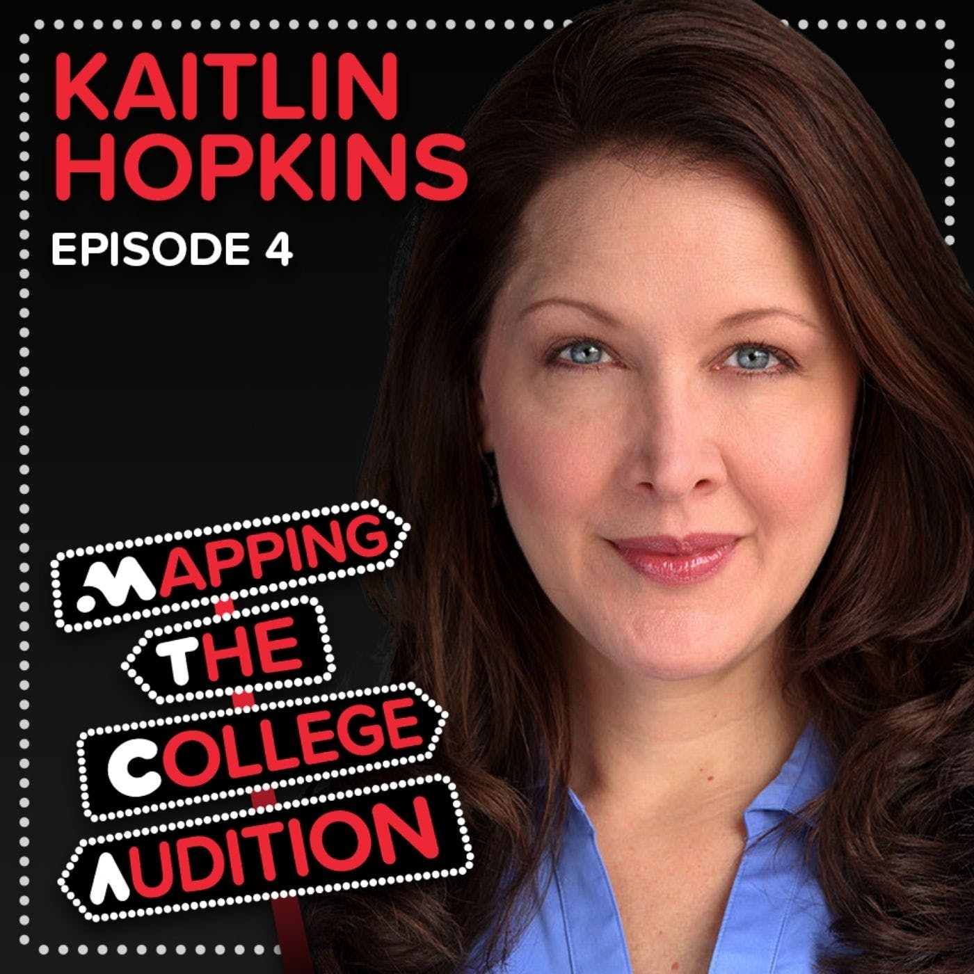 Ep. 4 (CDD): Kaitlin Hopkins from Texas State on Healthy, Repeatable & Sustainable Artists, a Debt-Free BFA, & Breaking down the Myths of Type