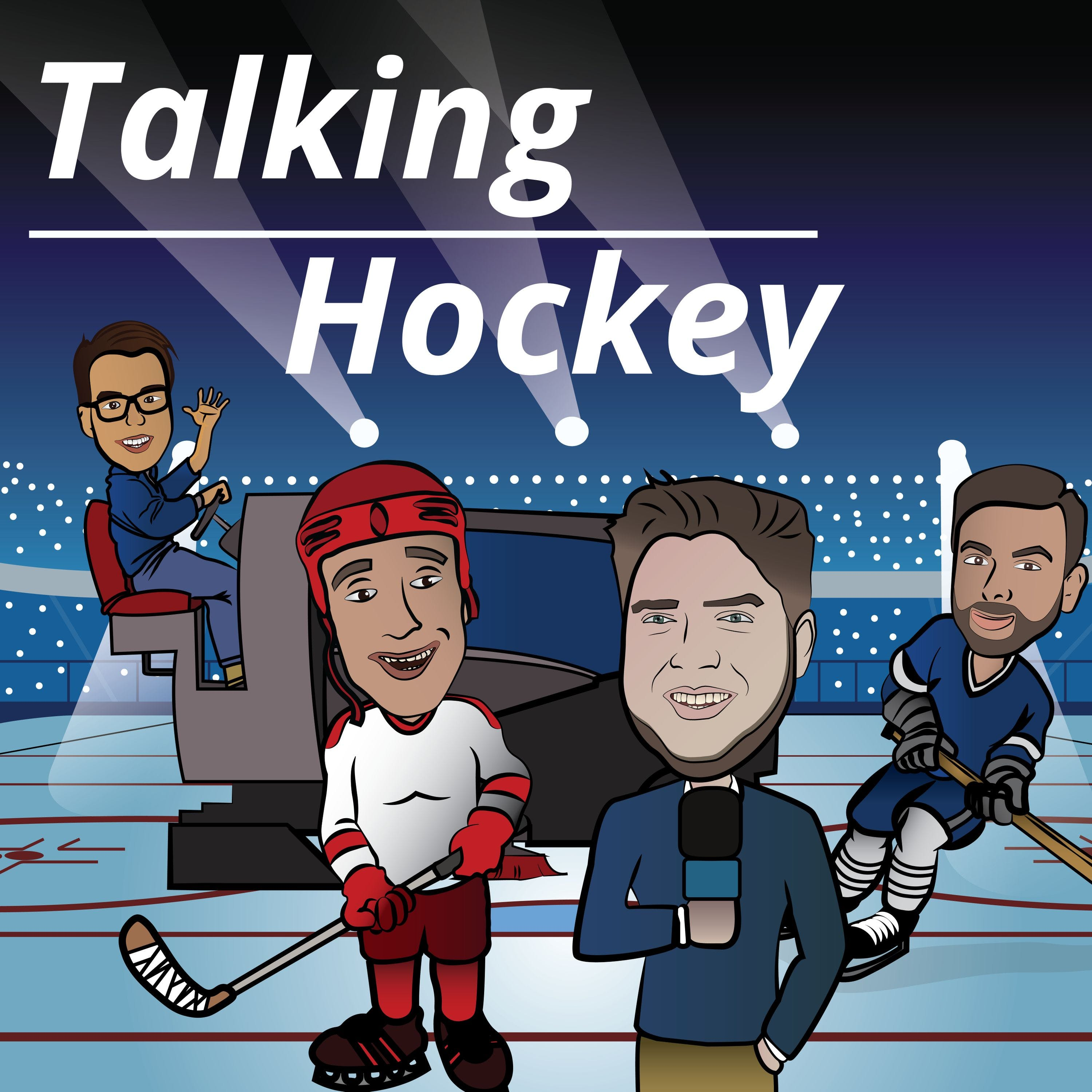 Ranking The Top 10 NHL Goalies and Why Hellebuyck Isn't On The List | Episode #77