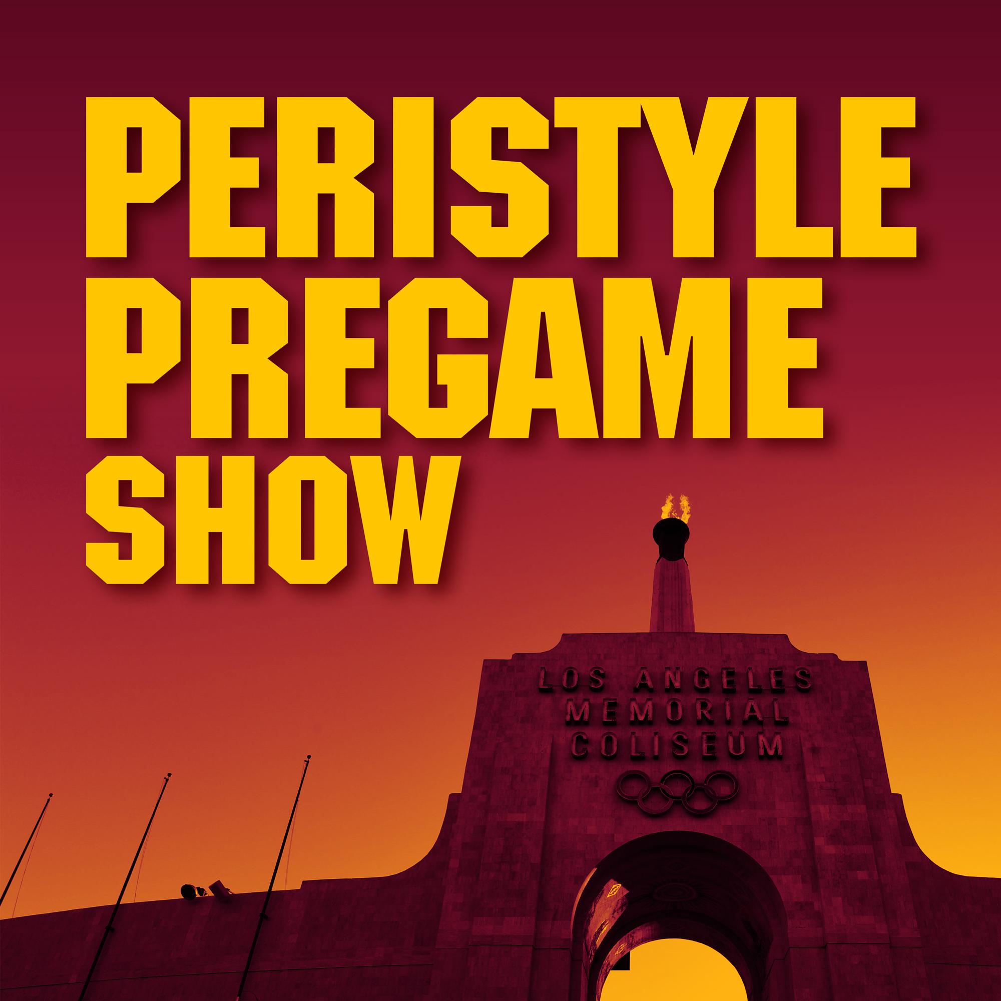 Peristyle Pregame Show - USC vs. Arizona State