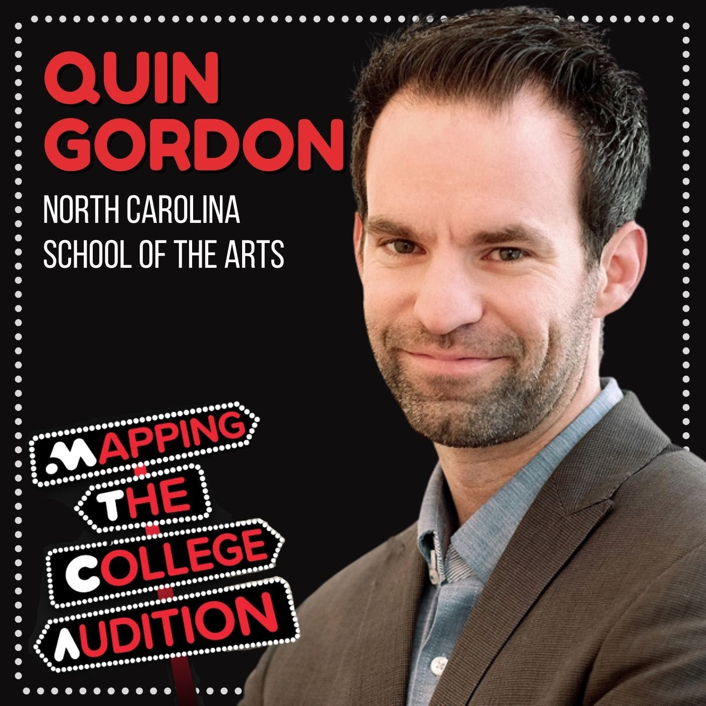 Ep. 16 (CDD): Quin Gordon from UNCSA on an Artist's Environment