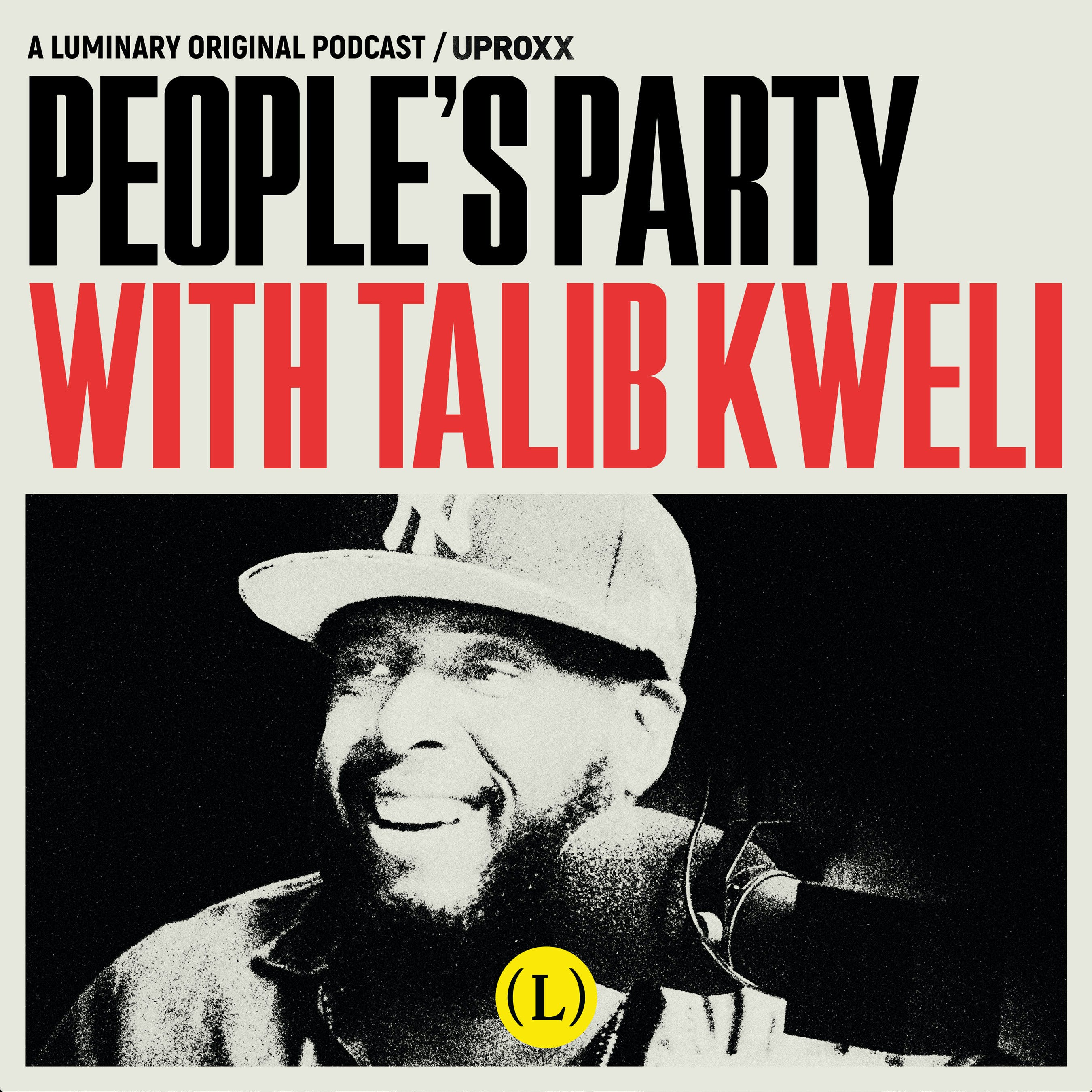 People's Party with Talib Kweli