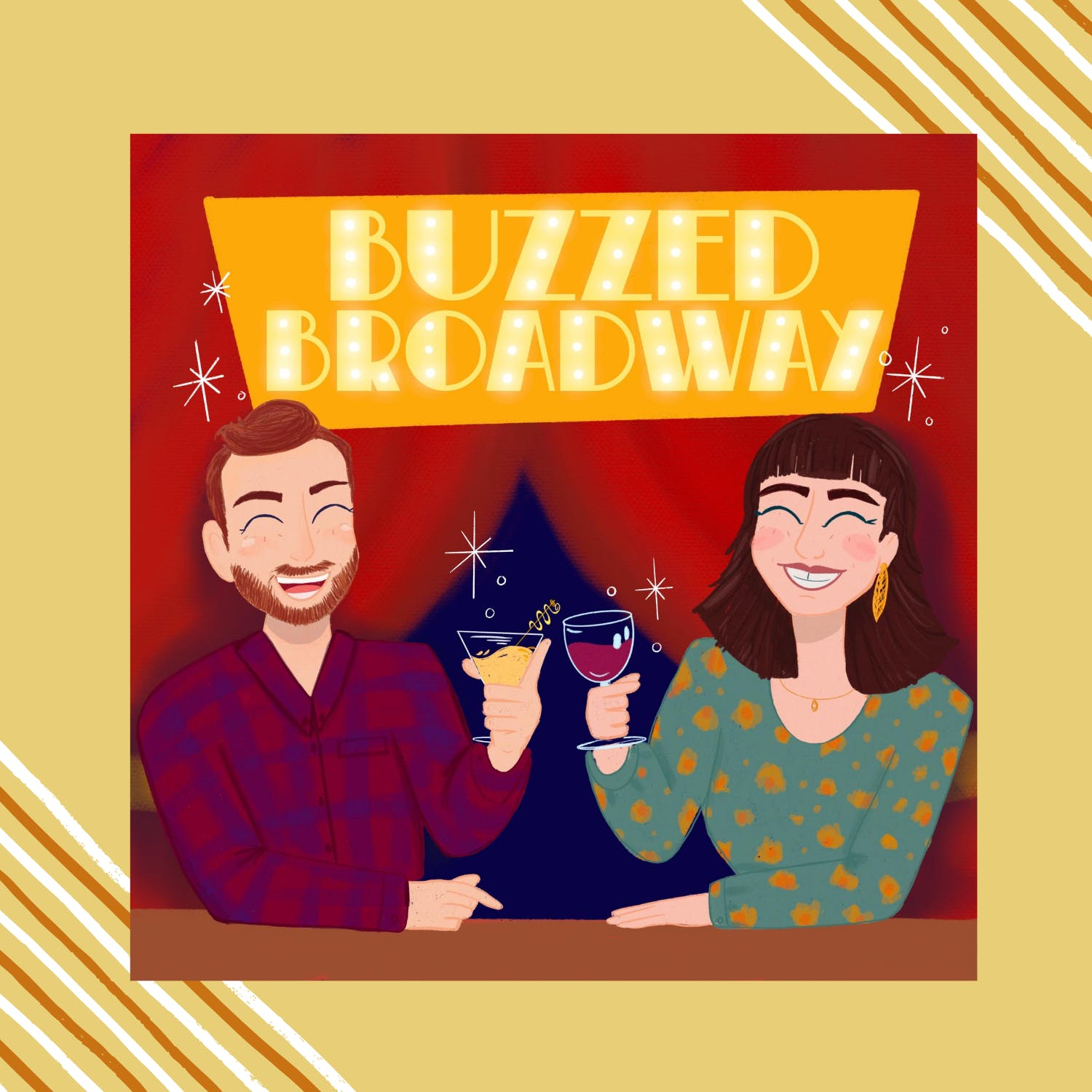 Episode 15- It's a crossover episode! Ft. Buzzed Broadway