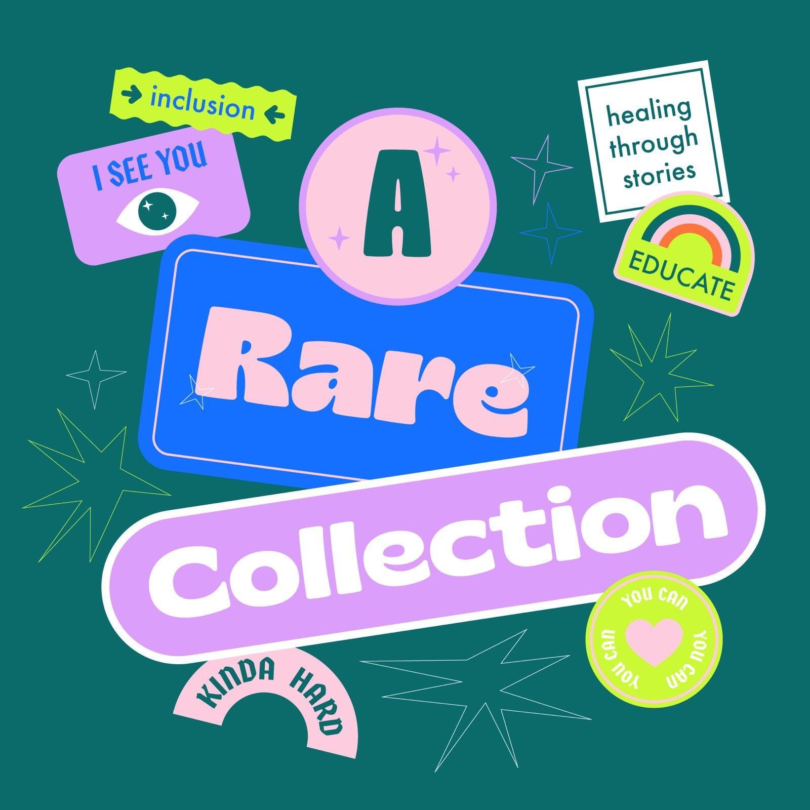 A Rare Collection – Superheroes