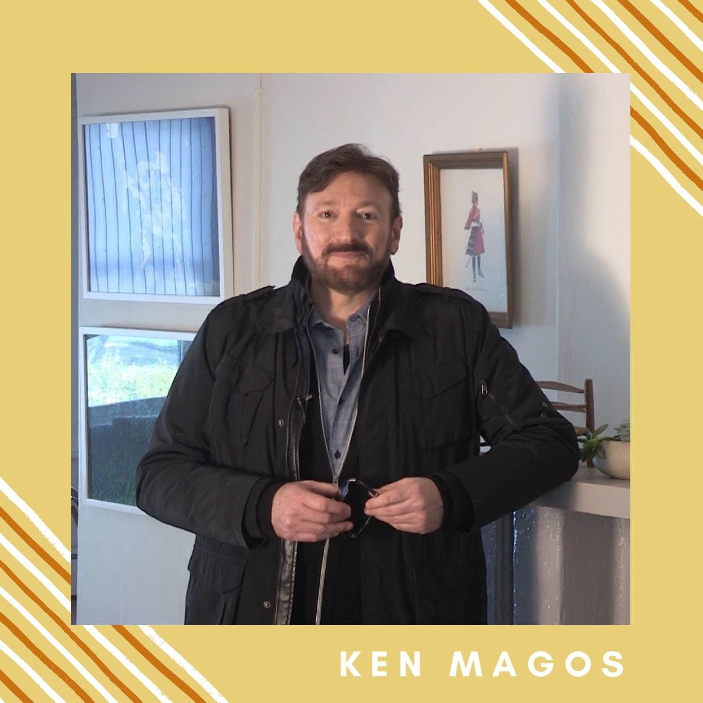 Episode 9- Ken Magos paves his own way