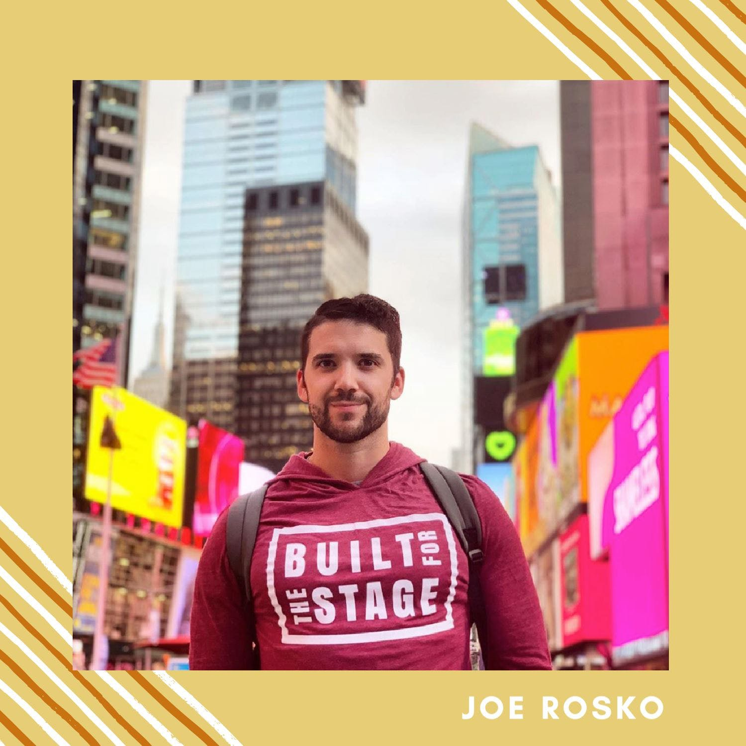 Episode 7- Training like an actor-athlete with Joe Rosko