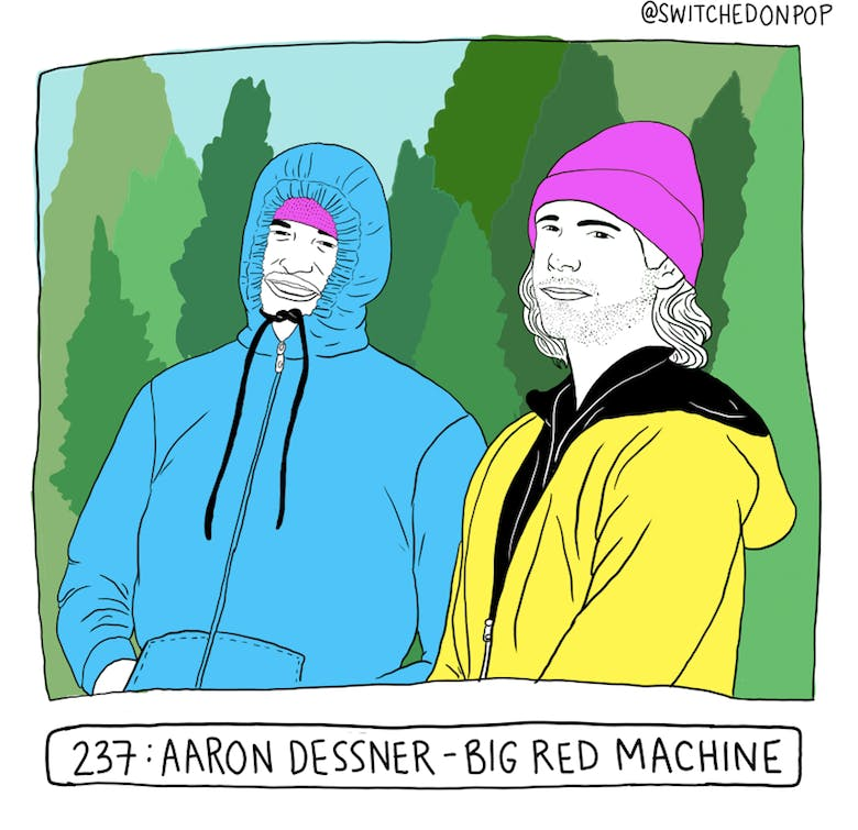 From Taylor Swift to Bon Iver, Aaron Dessner Finds Meaning in Musical Community