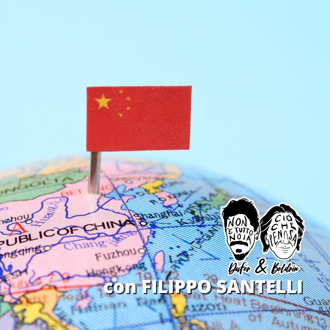 La Cina, da dentro e da fuori - con Filippo Santelli - DuFer e Boldrin