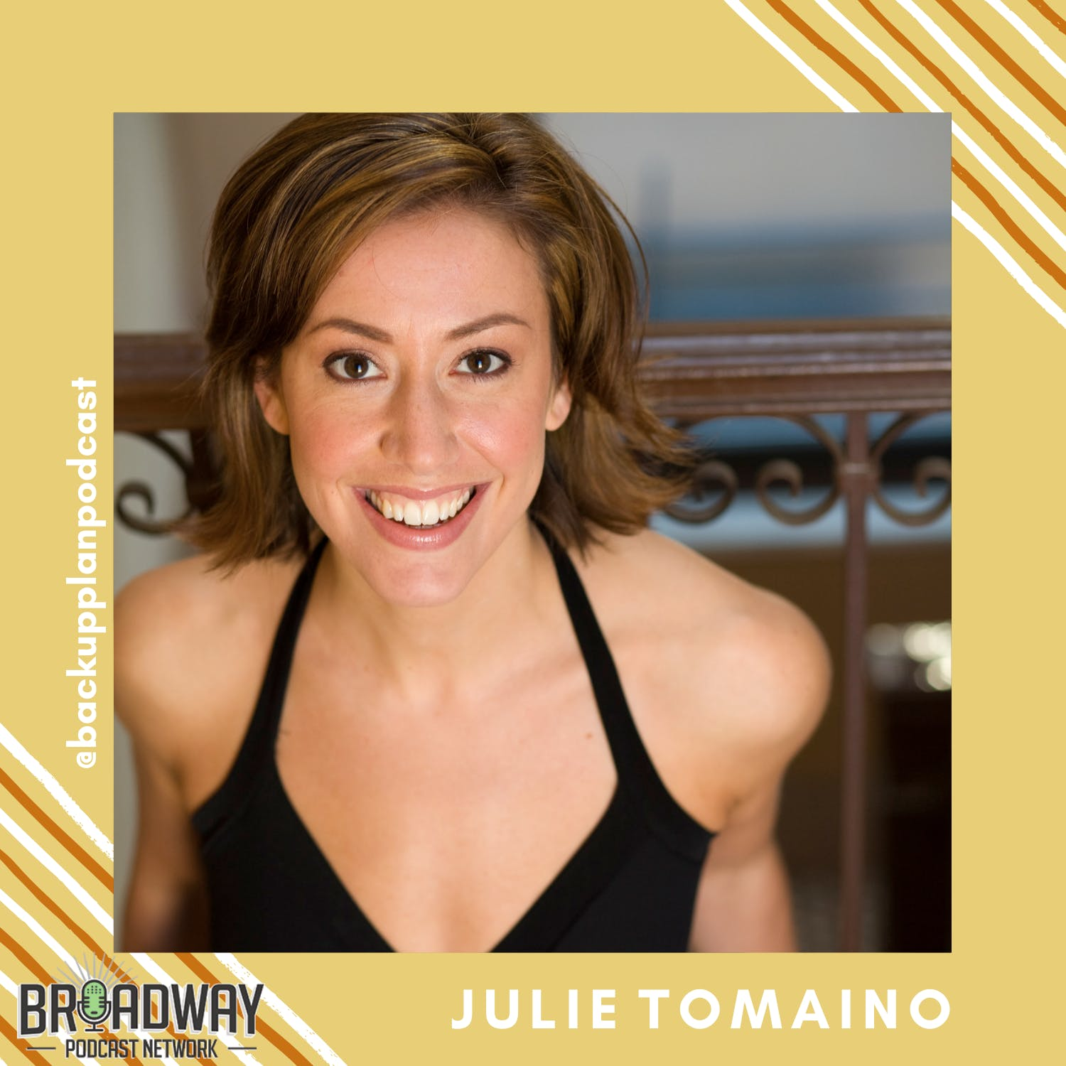 Episode 19- Getting back up and dancing again with director/choreographer Julie Tomaino