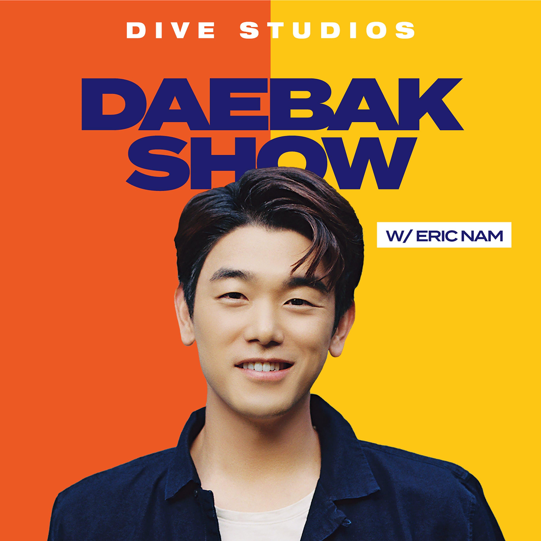 Daebak Show w/ Eric Nam podcast show image