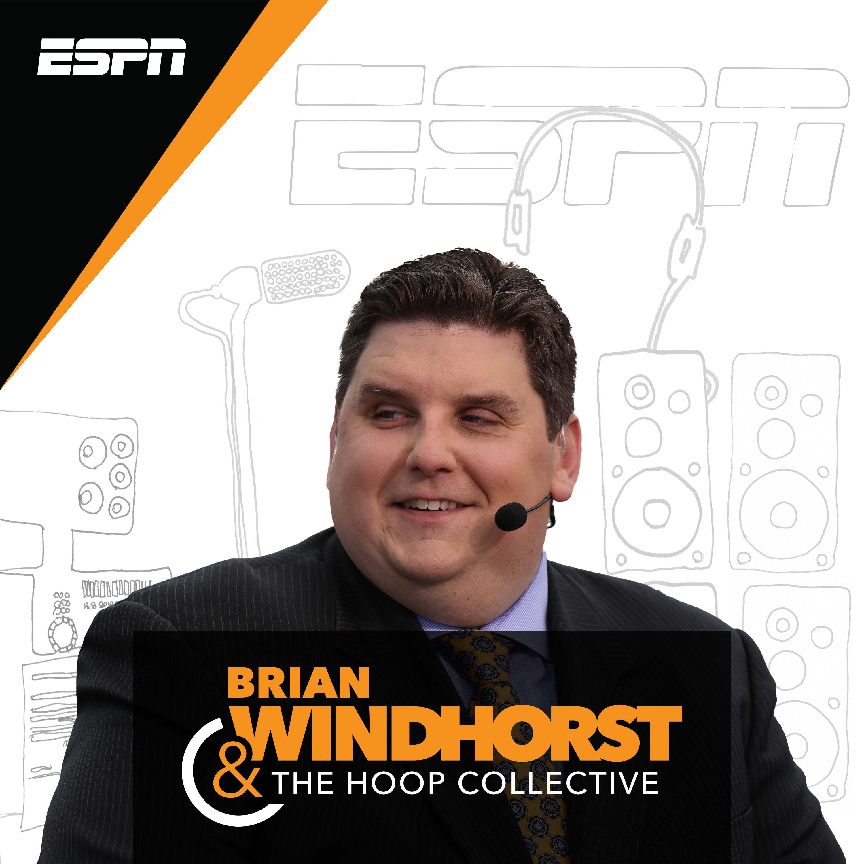 Brian Windhorst & The Hoop Collective podcast