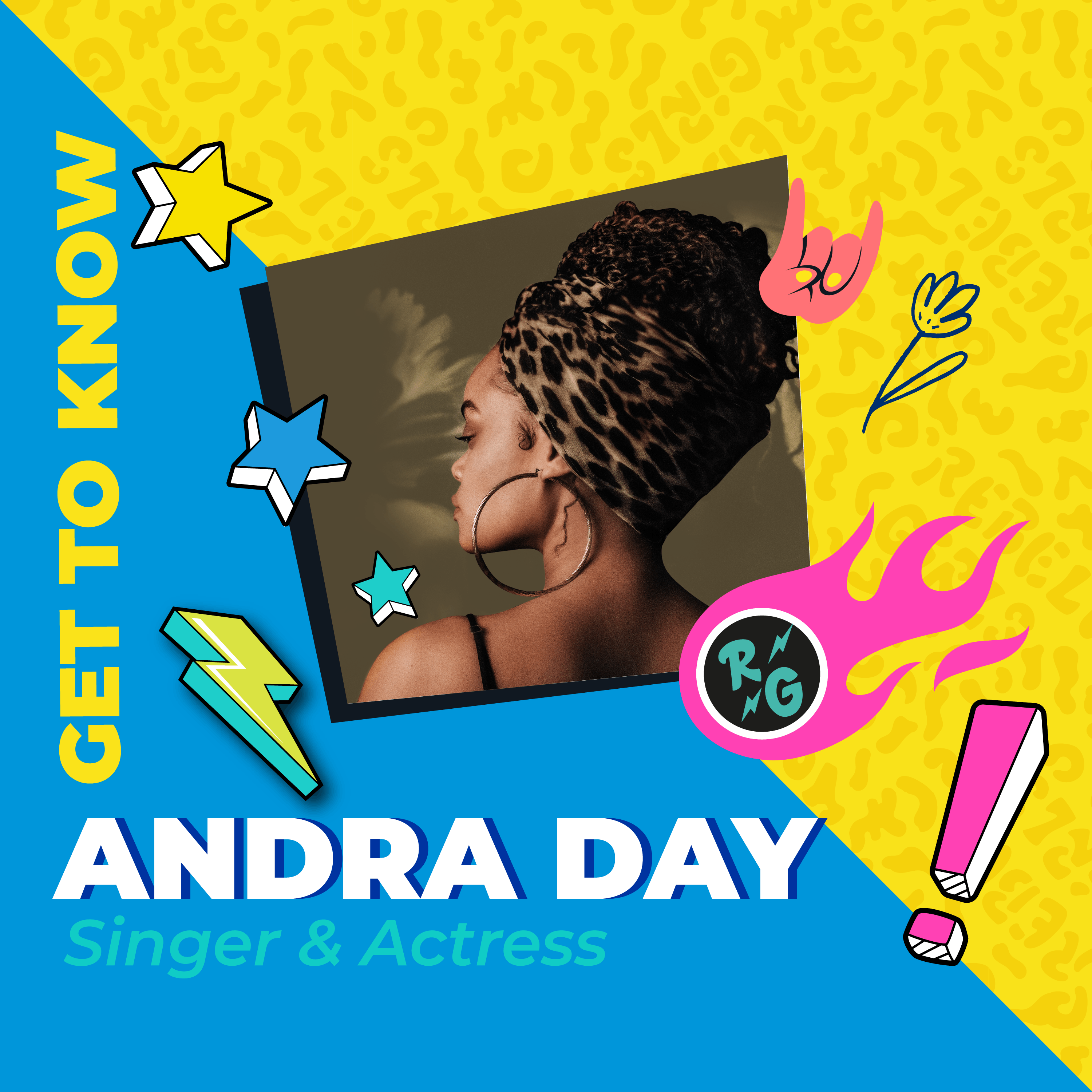 Get To Know Andra Day