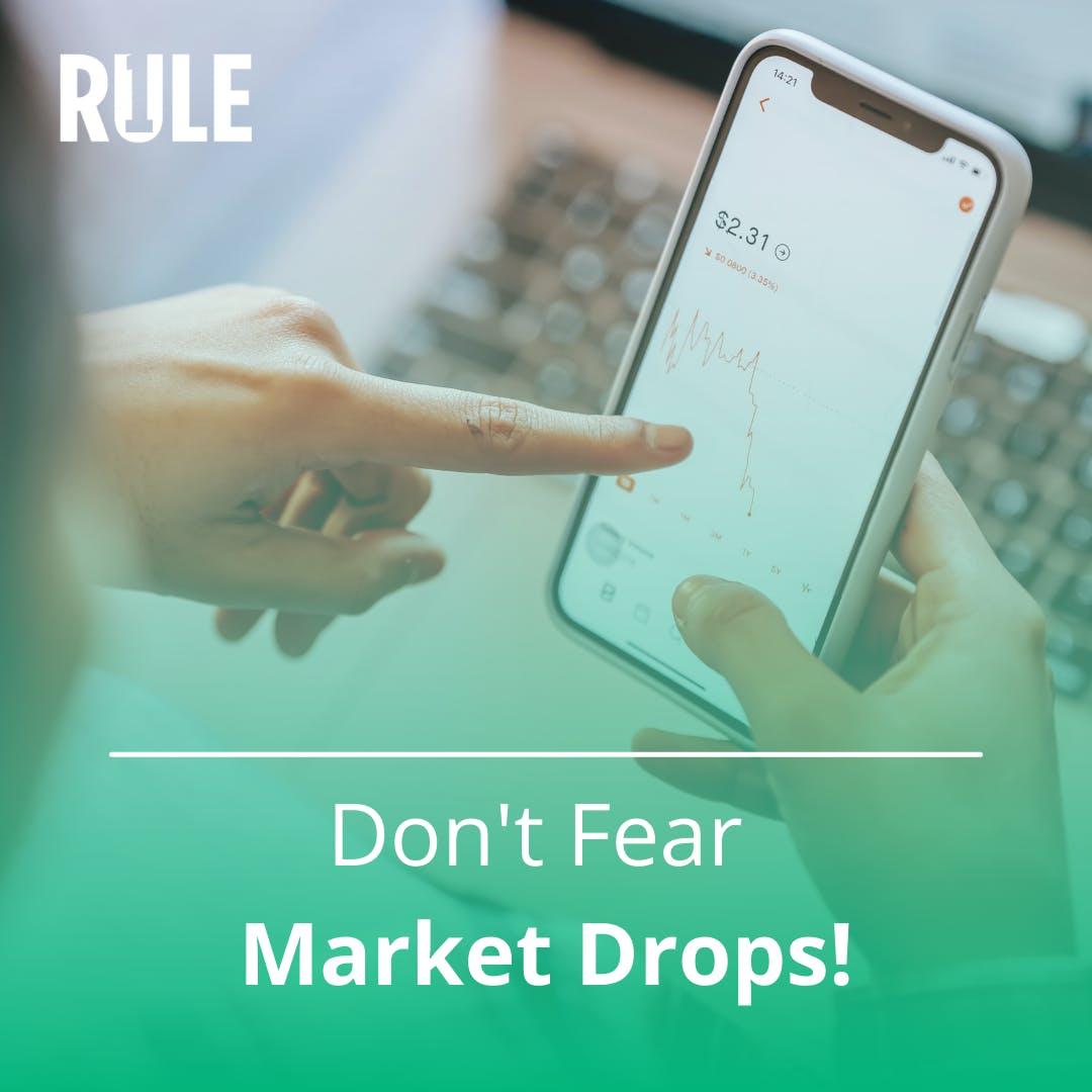 314- Don't Fear Market Drops!