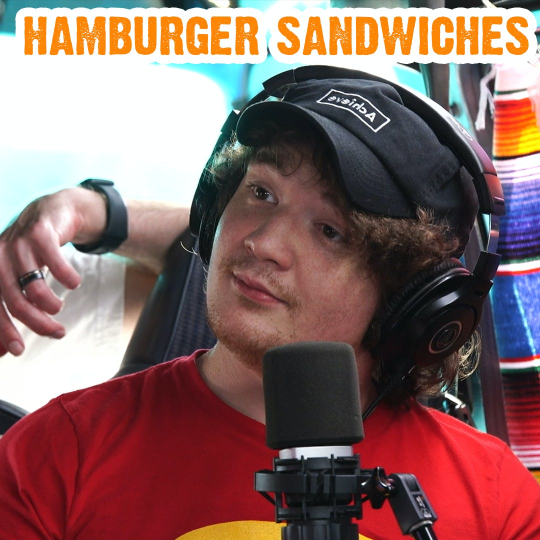 The Best Hamburger Sandwiches Beer Could Ask For - Face Jam Vodcast #4