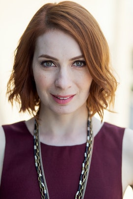 Ep. 126: Embracing Your Weird With Felicia Day