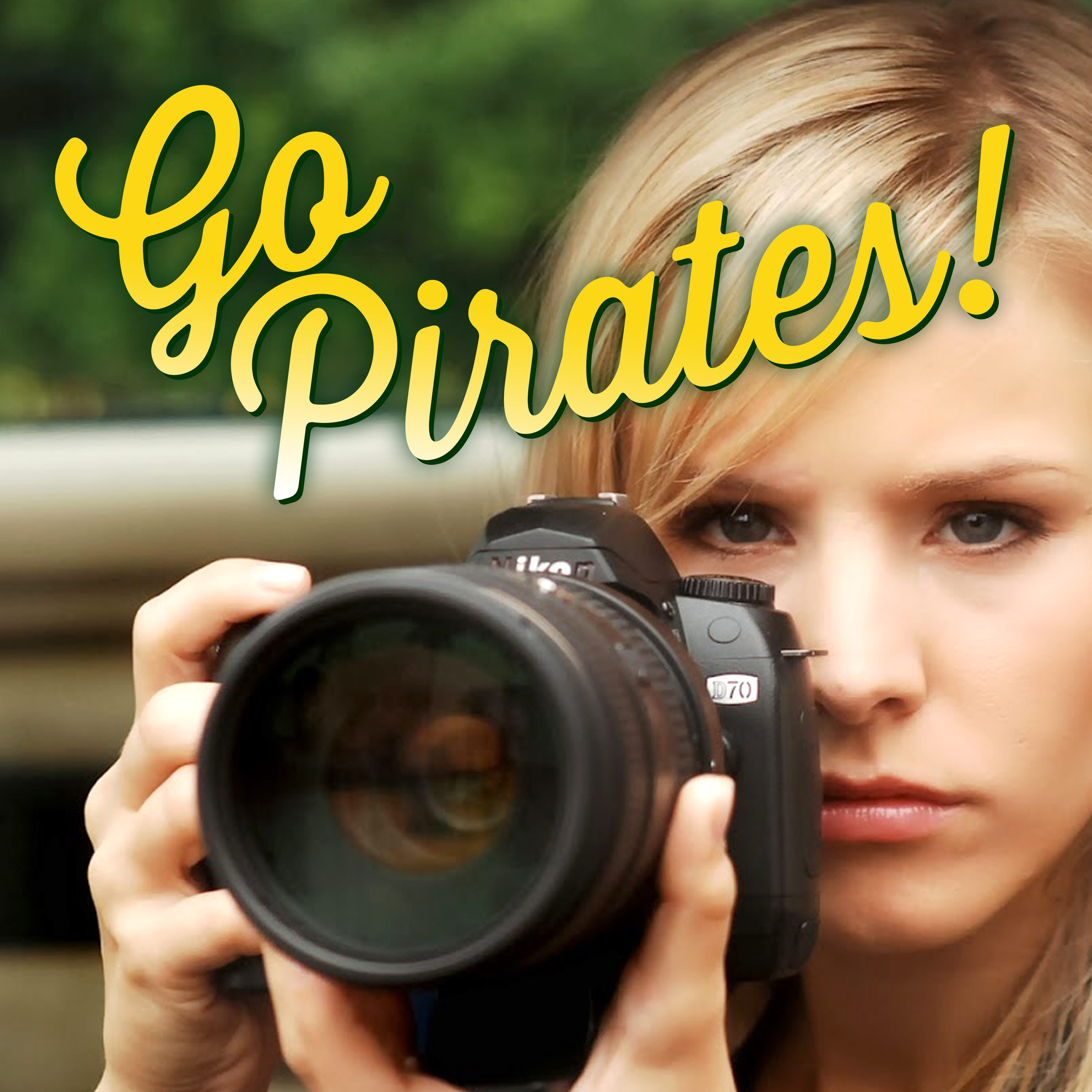 Go Pirates: Veronica Mars