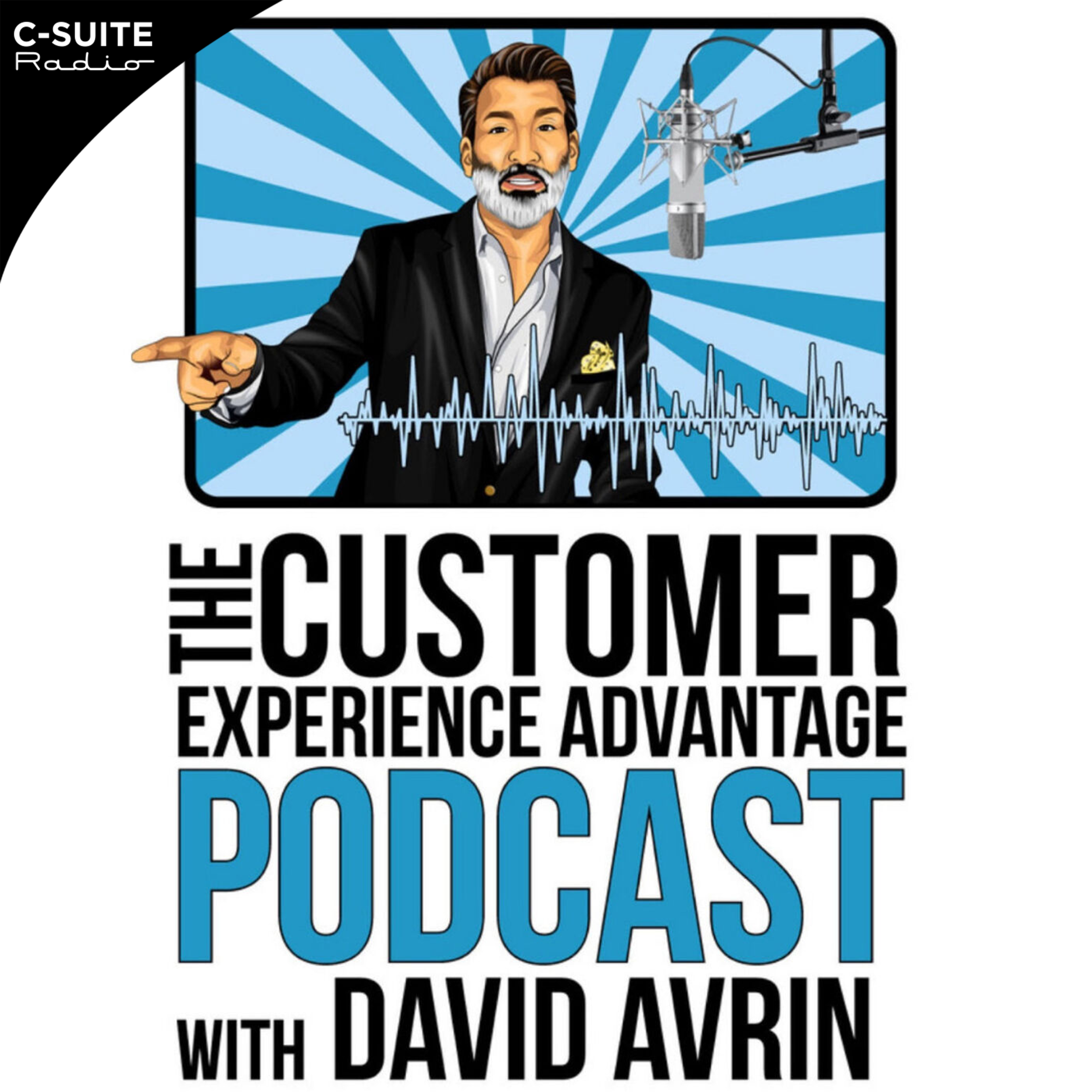 The Customer Experience Advantage Podcast