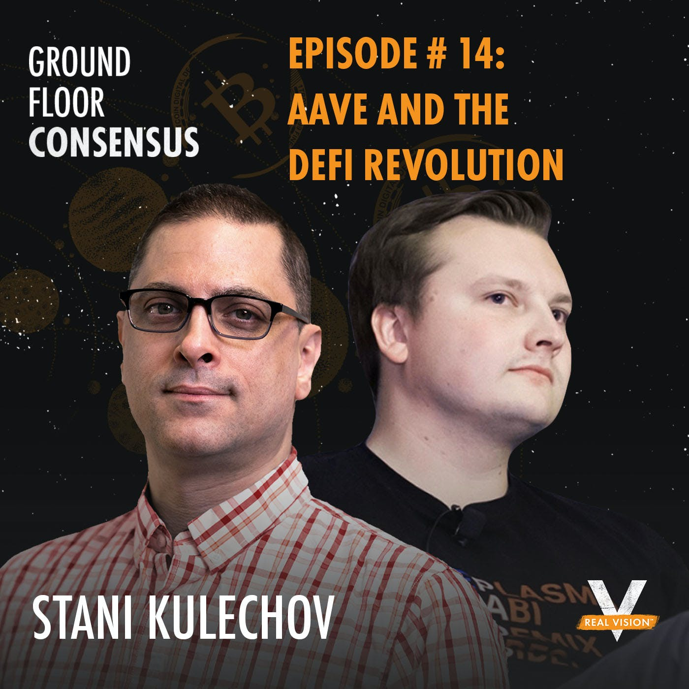 GFC014:  Aave And The DeFI Revolution ( w/ Stani Kulechov )