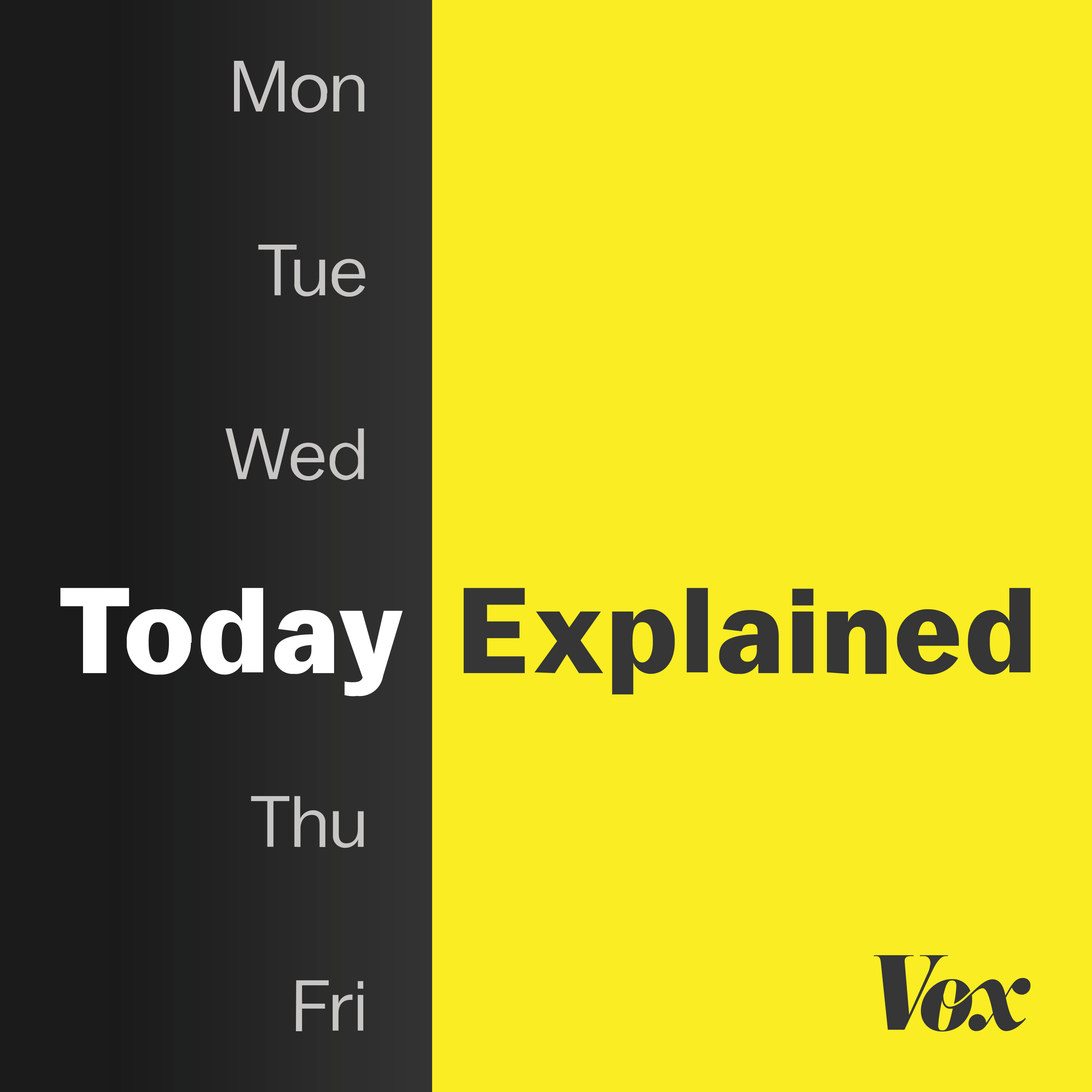 Today, Explained podcast