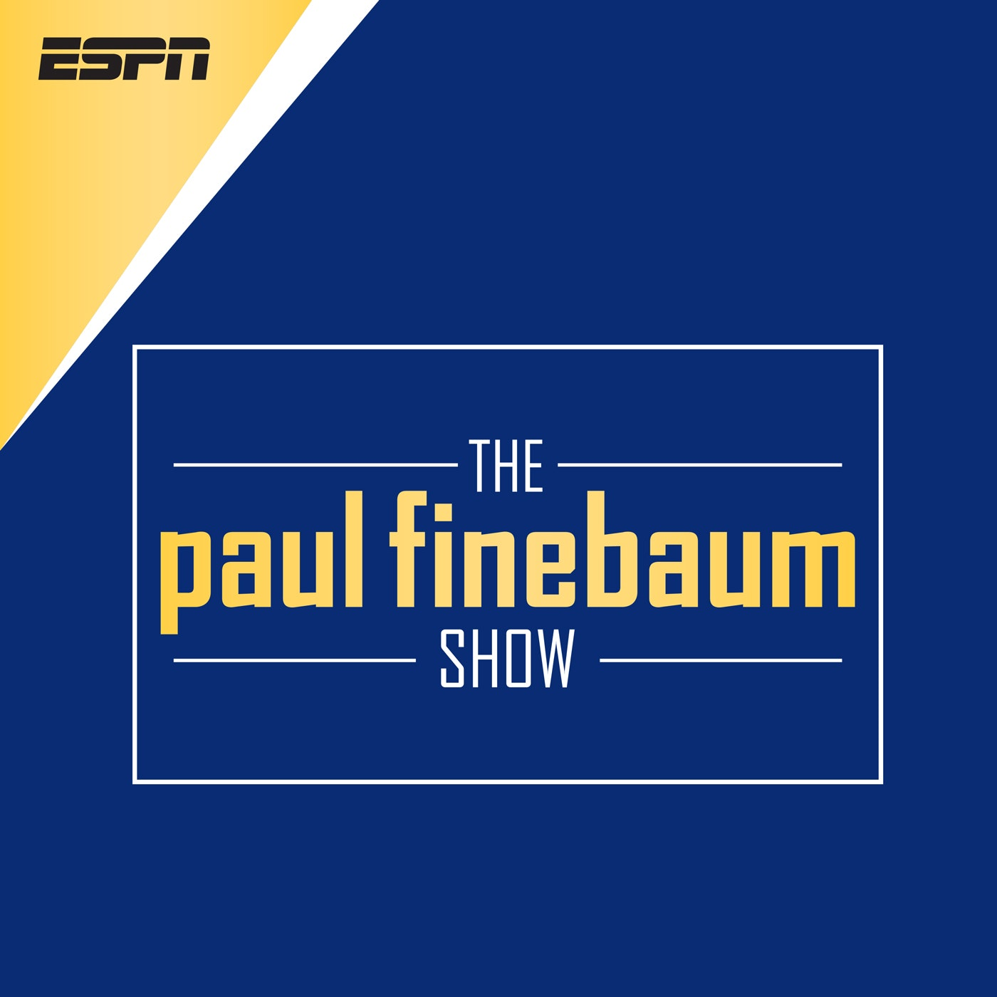 The Paul Finebaum Show podcast