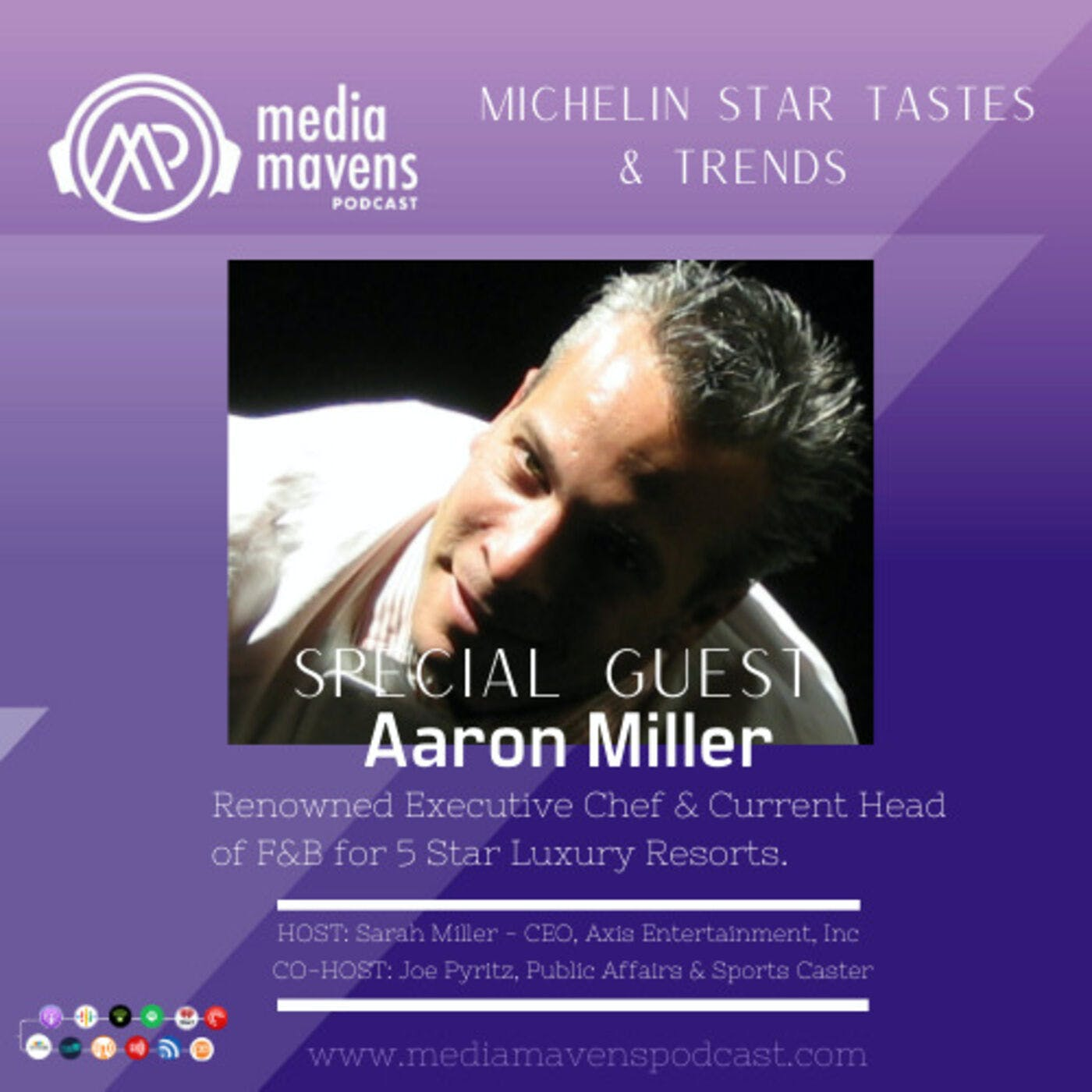 From Michelin Star to Executive Chef in Telluride with Aaron Miller
