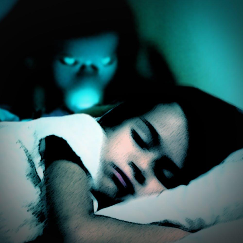 When Sally falls asleep, we pray no one dies...