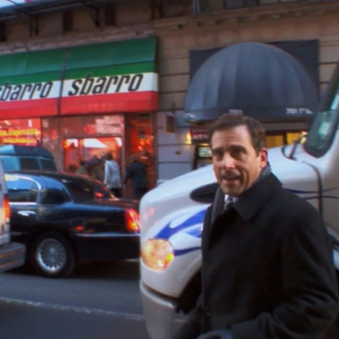 127: Michael in New York