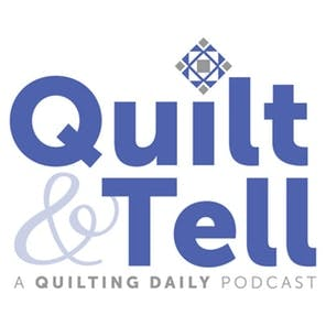 The Quilter Who Broke the Podcast