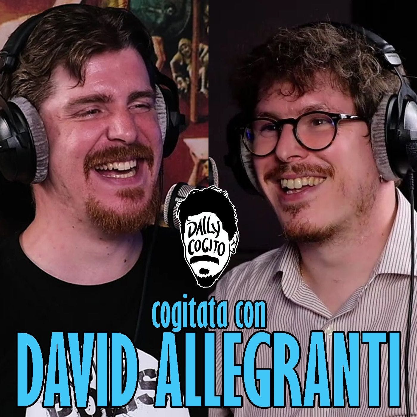 Cogitata con DAVID ALLEGRANTI, giornalista