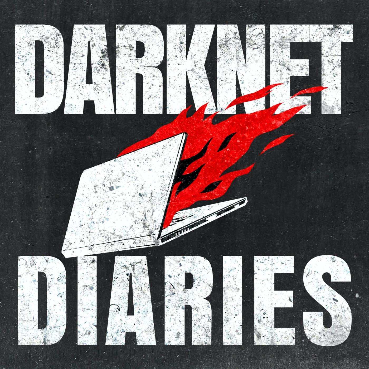 Darknet Diaries podcast