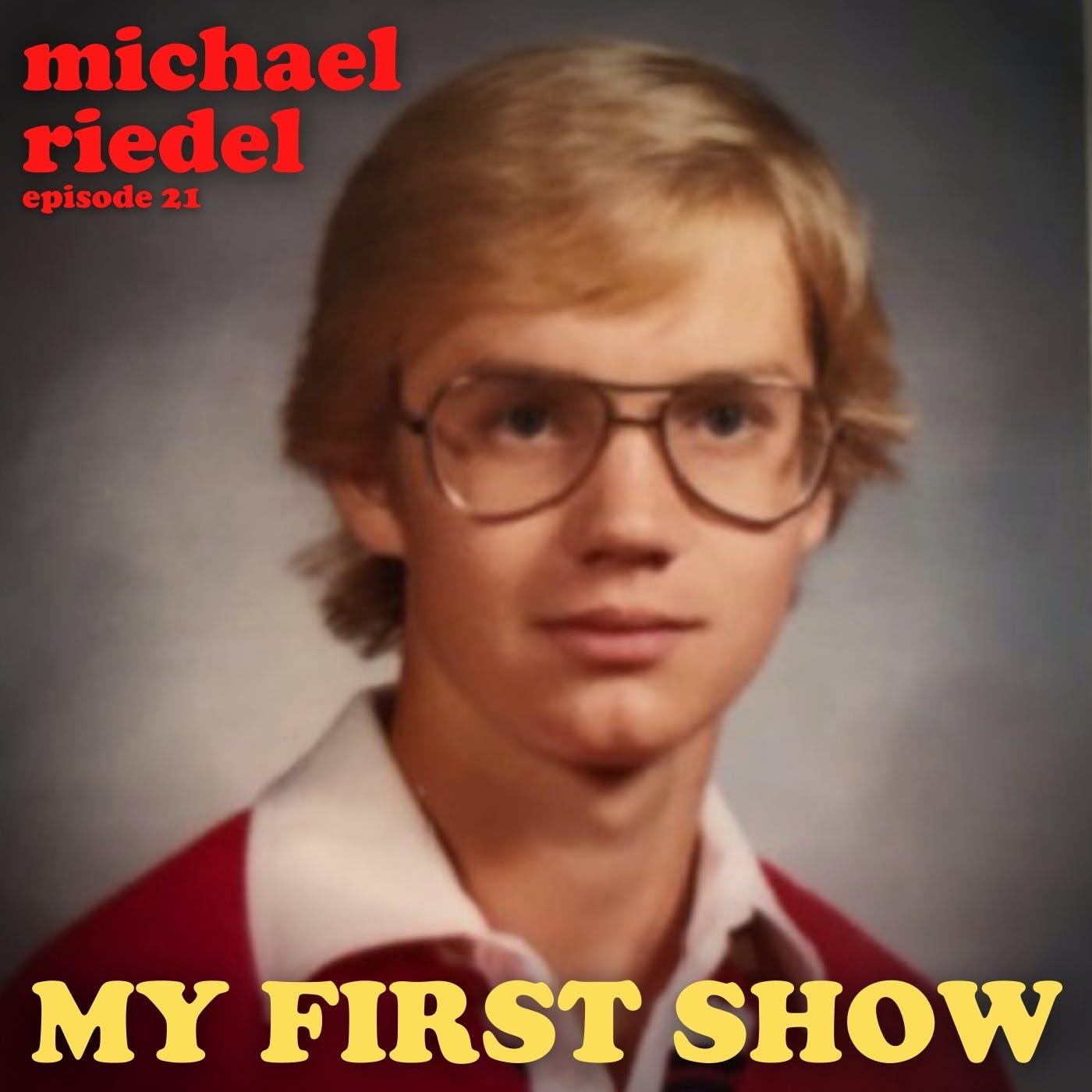 S1/Ep21: Michael Riedel