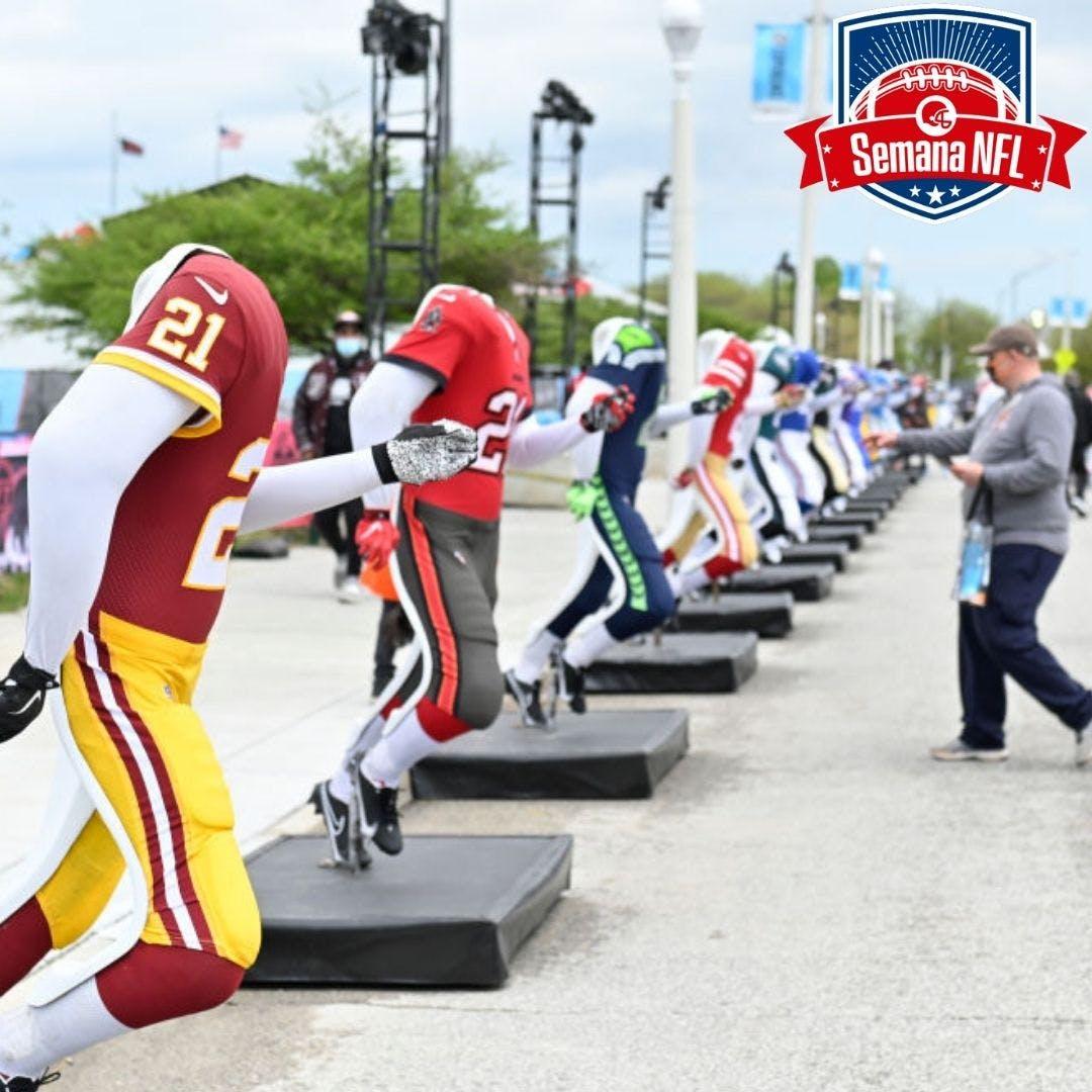 Semana NFL #10 - Quais times sobem e descem de patamar depois do Draft