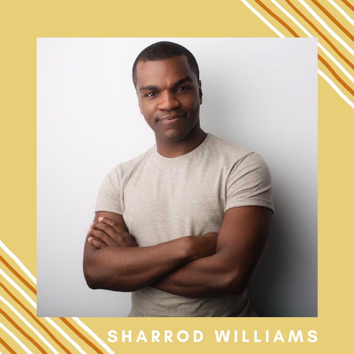 Episode 16- Sharrod Williams on being a Cat, swinging Hamilton, and a last-minute Broadway debut