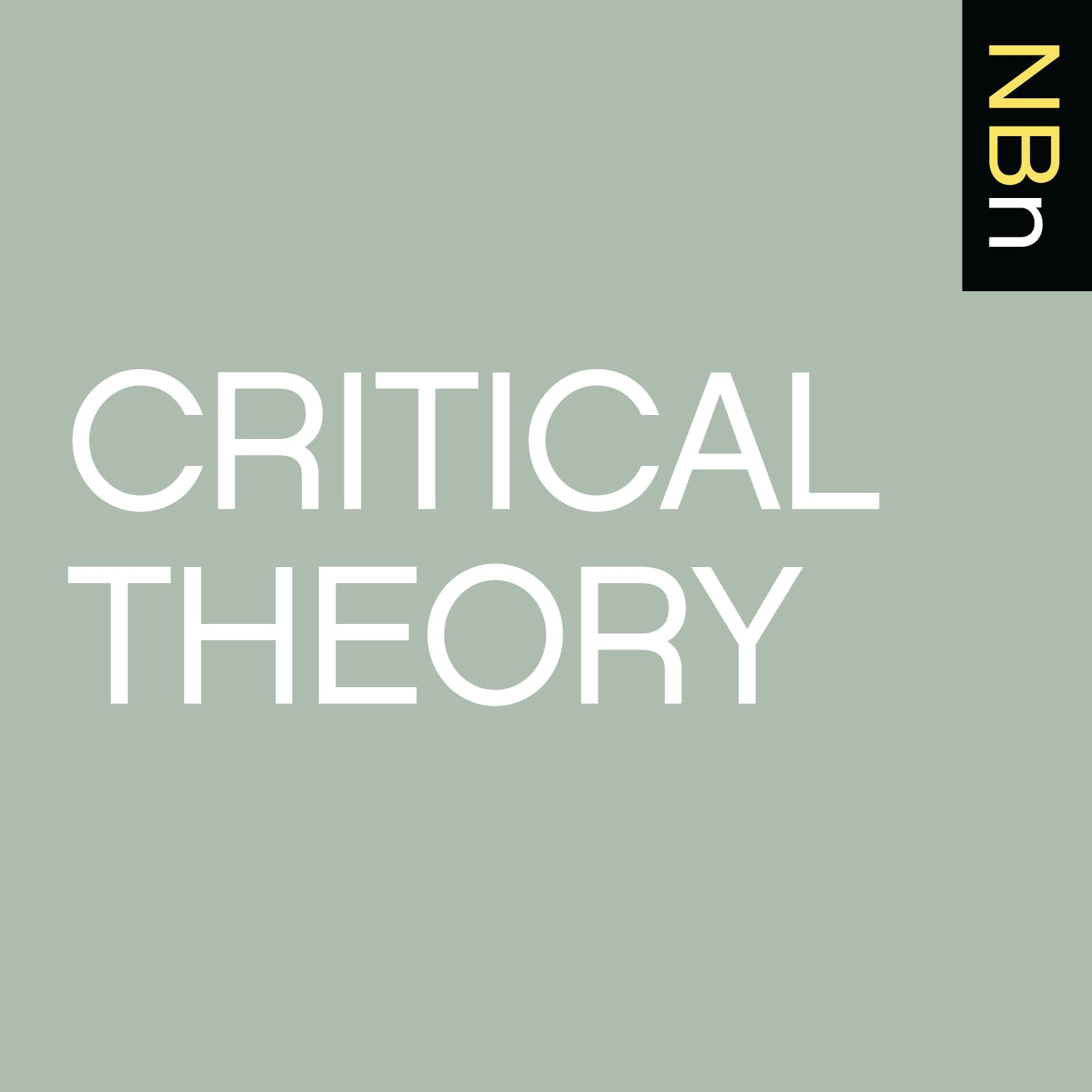 Premium Ad-Free: New Books in Critical Theory podcast tile