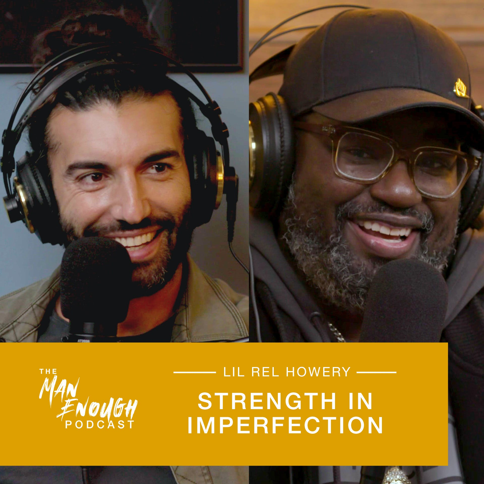 Lil Rel Howery: Strength in Imperfection